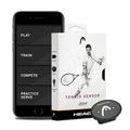 HEAD x ZEPP 智能網球感應器 網球拍傳感器 揮拍練習器 訓練器 測速分析儀 輔助器材
