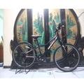 鋁合金24吋GIANT捷安特(Revel)7段SHIMANO定位變速腳踏車.桃園自取.適合身高135-155之間騎乘.附車燈車鎖鈴鐺