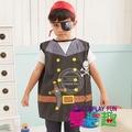 《變裝趣》兒童角色扮演造型服_海盜扮相服