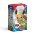任天堂 Nintendo 『精靈寶可夢Let's Go!伊布』&「精靈球Plus」套裝