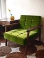 【 一張椅子 】 Karimoku60 復古經典傢具 K Chair 單人沙發.台灣手工打造復刻版