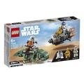 【翔智】LEGO 樂高 星際大戰 75228 Escape Pod vs. Dewback Microfighters