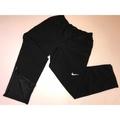 $ 金剛參歲 $ 「古著/現貨」 Nike 黑色 低調 防風 運動長褲