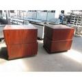 [龍宗清] 2門木矮櫃(置物櫃) (15090407-0022) 木櫃 櫥櫃  中島櫃 對開 收納櫃