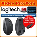 [Free 128GB Thumb Drive] Logitech MX Anywhere 2S Wireless Mouse 910-005156