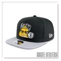 【ANGEL NEW ERA】NBA 布魯克林 籃網 憤怒鳥 聯名 angry birds SNAPBACK 限量後扣帽