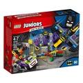 樂高 LEGO - 【LEGO樂高】Juniors系列 10753 小丑的蝙蝠洞攻擊