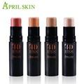 韓國 APRIL SKIN 4D立體修容棒 8g 附刷 腮紅 腮紅棒 提亮 修容 雙頭【B061925】