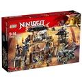 【台中翔智積木】LEGO 樂高 NINJAGO 旋風忍者 70655 暗黑獵龍寨
