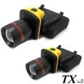 TX特林 XPE LED輕便型帽緣夾燈2入(HD-MY15-2A)