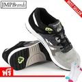 รองเท้าผู้ชาย REEBOK (รีบอค) AQ9684,VENTILATOR TM รองเท้าวิ่ง   /สีเทา-ดำ