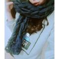 冰島毛線⚡粗毛線⚡客制⚡手工圍巾