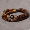Retro Agarwood Bracelet
