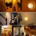 【新品】LED感應吸頂燈樓道玄關走廊過道樓梯燈智慧雷達感應燈人體吸頂燈