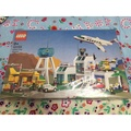 LEGO 10159 City Airport - Full Size Image Box 飛機場