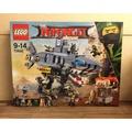 LEGO 70656 伽瑪當鯊魚機甲