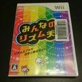 鯨魚屋 Wii 日版 大家的節奏天國