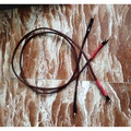 421.屏東音響榮譽商品5N純銀線+ STUDER 1.0/1.5米*2 RCA訊號線特價每組4000/5000元