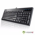 i-rocks 艾芮克 K27 + M09 電競 鍵鼠組(鍵盤+滑鼠)