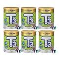 雪印 金T3成長營養配方奶粉(900g×6罐)