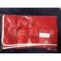 防彈少年團 BTS 日本 Love Yourself 週邊 毛毯