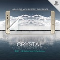 2 pcs/lot for Samsung Galaxy Note FE Fan Edition screen protector NILLKIN Crystal Super clear protective film (Not glass film)