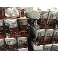 好市多代購 星巴克 派克市場咖啡豆 早餐綜合咖啡豆 限時特價黃金烘焙