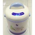 二手《掌廚》多用途保溫提鍋1.3L-粉藍