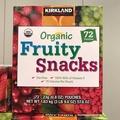 Costco好市多 KIRKLAND科克蘭 Organic有機果汁軟糖 1.63kg