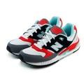 (女)NEW BALANCE 復古鞋 白/亮橘紅/淡藍-W530AAB