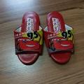 閃電麥坤幼兒室內拖鞋