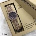 """AMERICA EAGLE """"AE117"""" นาฬิกาแฟชั่น,ใบรับประกันสินค้าจากศูนย์,พร้อมกล่อง"""