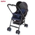 【麗嬰房】Aprica 愛普力卡 嬰幼兒手推車 Karoon 寧靜藍 NV