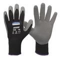 G40乳膠防滑強韌手套10號(XL)-灰色