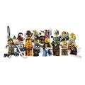 LEGO 8804 Minifrigues 4代人偶 全套16款
