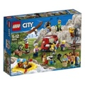 LEGO 樂高 City People Pack-Outdoor Adventures 60202 (164 Piece), Multicolor
