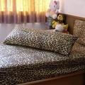 豹紋超大長抱枕【120*45cm】 -2入