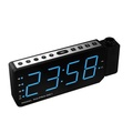 Alarm Clock Projector LED Digital Display Temperature Snooze FM Radio Projector Clock