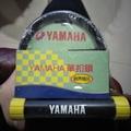 Yamaha 單扣鎖 機車 大鎖 機車大鎖  TK-898 原廠 正品 全新未拆 鎖界極品 台灣 三葉