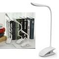 時尚LED觸控夾燈 USB充電式 YW-LED501