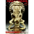 (最新商品預購)SIDESHOW台灣獨家代理BenToy推薦電影終極戰士團之狂戰士骷髏版頭雕SC-400062