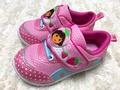 【Jolove】卡通童鞋/DORA朵拉/輕便舒適運動鞋5538