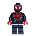 LEGO 樂高 超級英雄人偶 sh190 終極蜘蛛俠 Morales  76036