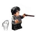 LEGO 75954 Harry Potter 哈利波特 + 貓頭鷹 嘿美 Hedwig