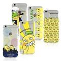 Banana Man 香蕉人 iPhone 6s/6 可愛透明保護軟套滿板