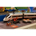 Lego 樂高 60051  (City) 火車系列  高速旅客列車