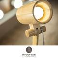 iFUSHUN木製檯燈 書桌檯燈