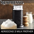 Nespresso Aeroccino 3  MILK FROTHER Black | READY STOCKS AVAILABLE !!!