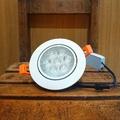 LED 天花燈 天花崁燈 9W 7晶 開孔9公分 9瓦 3.5吋