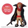 【配件王】現貨 日版金證 海賊王 航海王 Figuarts Zero 魂商店限定 動物系列 獅子 紅髮 傑克 公仔